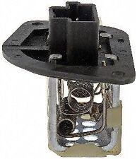 NEW Blower Motor Resistor for 97-01 Jeep Wrangler Cherokee DODGE VAN 4885456AB