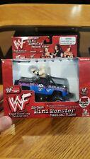 WWE WWF Wrestling Stone Cold Steve Austin Mini Monster Truck RARE BNIB