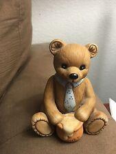 Homco Ceramic Bear 1405