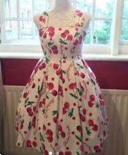 Kawaii Lolita Blanc Vintage Cherry Jsk Dress Japon SHIRLEY TEMPLE Petit
