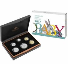 2017 AUSTRALIA BABY PROOF COIN SET - THE ALPHABET SERIES RAM ISSUE - BUY ONE NOW