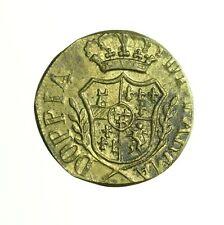 pcc1305_6) Peso monetale Doppia Parma