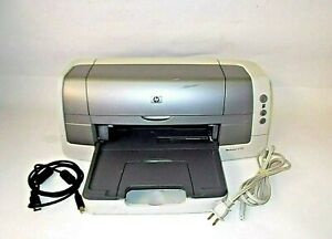 HP DeskJet 6122 Color Inkjet Printer C8954B-Good Condition with Power Cord-NICE