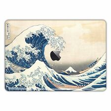 Macbook Pro Air 13 15 Skin Decal case Sticker Great Wave off Kanagawa FSM048