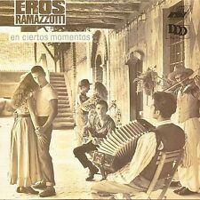 En Ciertos Momentos by Eros Ramazzotti (CD, 1988, BMG)