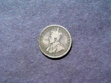 1916  Australia shilling silver coin