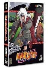 23549// COFFRET 3 DVD NARUTO VOLUME 5 NEUF SOUS BLISTER