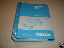 Werkstatthandbuch Mazda 121 ab 02/1996