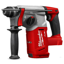 Milwaukee 18V Fuel M18 SDS Plus Cordless Brushless Rotary Hammer Drill - M18CH-0