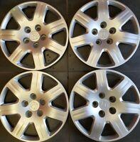 Honda Civic 06-11 Hubcaps  Genuine OEM Factory-Original Wheel Cover Set (4-pack)