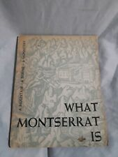 What Monsterrat Is A Mountain-A Shrine- A Monastary Vintage Paperback Book