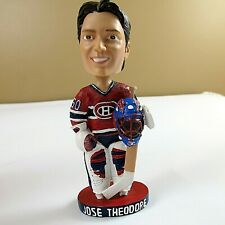 2002 NHL Collectible Jose Theodore Bobblehead Canadiens Limited Edition Hockey