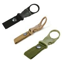 Wasserflaschenhalter Clip Outdoor Camping Wandern Tactical Best Hanging K8J0