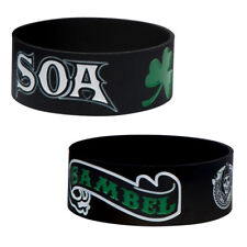 "Sons of Anarchy ""Sambel"" Silicone Bracelet"