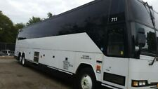 58 passenger bus: Prevost