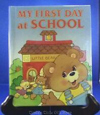 PERSONALIZED CHILDREN'S BOOK MY FIRST DAY OF SCHOOL