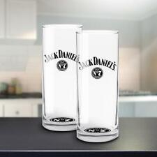Jack Daniel's Set of 2 Highball Glasses