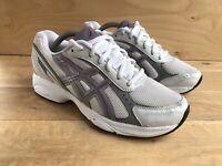 Asics Patriot TN8F7 Running Women's Trainers Size UK 5 EUR 38 White / Grey