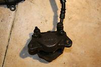 Pinza Freno Posteriore per Suzuki Burgman UH 125 150 - Caliper Rear CON TUBO