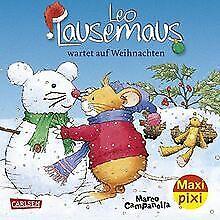 Maxi Pixi 241: Leo Lausemaus wartet auf Weihnachten von ... | Buch | Zustand gut