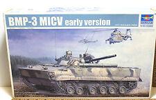 1:35 BMP-3 MICV early version Trumpeter 2010 Plastic Model Kit #00364 NIOB A++++