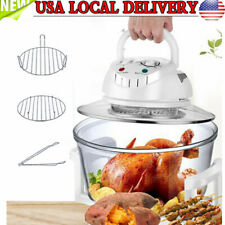 Hot Electric Air Fryers Cooker Countertop Turbo Convection Oven Small Appliance