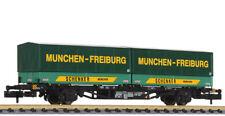 Liliput 235220 Vagón contenedor lgjss Schenker DB Ep 4 según DESEO Märklin