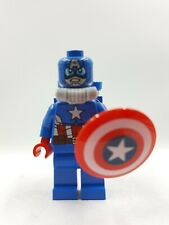 Lego Minifigure Space Captain America Avengers Avenjet Space Mission 76049 sh228