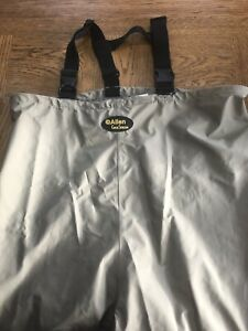Allen Company Fishing Waders Large Gold Stream