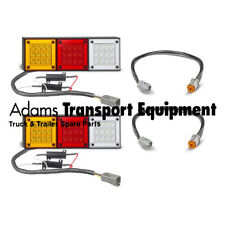280ARWM+ Toyota LandCruiser SC 79 Patch Leads Plug & Play LED 4WD Tail Light Kit