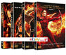 HUNGER GAMES, la Collezione Completa in Dvd Singoli (4 DVD)