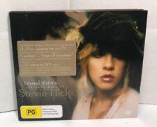 Stevie Nicks- Crystal Visions:The Very Best of Stevie Nicks 2 Disc Set, CD & DVD