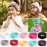 Cute Girls Kids Turban Knot Headband Hair Band Headwear Baby Toddler Accessories