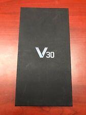 LG V30 VS996 64GB GSM + Verizon Unlocked 4G Smartphone Silver