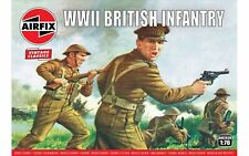 Airfix 1 76 WWII British Infantry Scale Model Kit