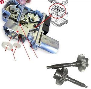2X 39/40T Electronic Hand Brake Motor Gear for BMW E65 E66 735 740 745 750 760