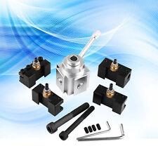 Schnellwechsel Drehstahl- Stahlhalter Schnellwechselhal System Multifix Satz GD6
