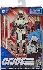 "G.I. Joe Classified Series Arctic Mission Storm Shadow ""In Hand"""