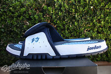 JORDAN HYDRO 2 PREMIER II SZ 15 WHITE UNIVERSITY BLUE NAVY 456524 104