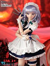 Volks HTDP Kobe Limited Dollfie Dream Touhou Project Sakuya Izayoi DDIII Body