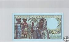 COMORES 1 000 FRANCS ND (1976) EPREUVE UNIFACE SANS FILIGRANE RARE !!!!