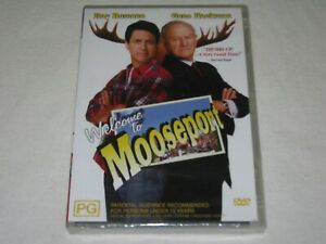 Welcome To Mooseport - Brand New & Sealed - Region 4 - DVD