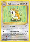 Raticate Rare Pokemon Card XY12 Evolutions 67/108