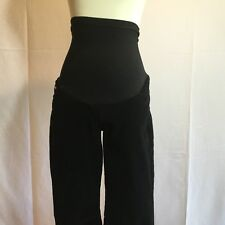 Hudson Corduroy Pants Maternity A Pea In The Pod Jeans Black Size 28