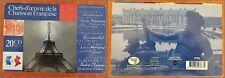 Coffret 20 CD Chefs-d'oeuvre de la chanson française PIAF FERNANDEL ROSSI etc..