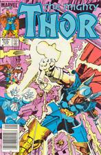 Thor #339 Jan 1984  Marvel Newsstand Comic Book (VF)
