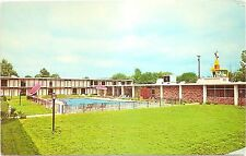 Holiday Inn - Huntington, West Virginia WV - Vintage Chrome Postcard