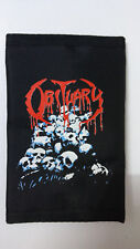 Obituary cause of death rock metal WALLET vintage music logo