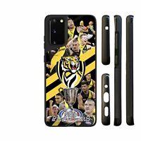 Richmond Tigers AFL 2020 Premiers Memorabilia Samsung Galaxy Mobile Phone Case