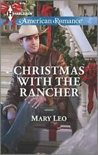 Christmas with the Rancher by Mary Leo (2014, Paperback)